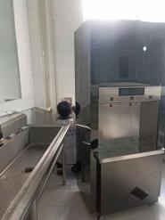 鞍山职教城安装三套校园商用净水设备