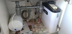 山水家园安装508+管线机