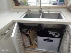 惠斯勒用户安装508A净水设备一台